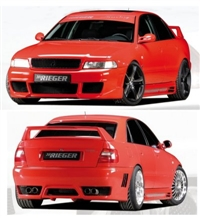 R5507FK Rieger RS4 Plus Audi A4 | S4 Full Body Kit