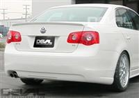 D1123S2 DEVAL VW Mk5 Jetta Trunk Spoiler | Carbon Fiber
