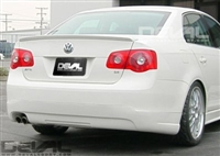 D1123S1 DEVAL VW Mk5 Jetta Trunk Spoiler