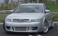 D25231 DEVAL B6 Audi A4 | S4 Front Bumper