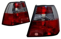 HVWJ4TL-CCRR Helix Mk4 Jetta Clr | Clr | Red | Red Tails