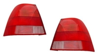 HVWJ4TL-RRRC Helix Mk4 Jetta Euro Red | Red | Red | Clr Tail Lights