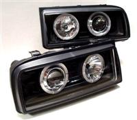 HVWCOHL-B Helix CORRADO Ecode Black Projector Angel Eye