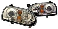HXVWG3HLD-C Helix Mk3 Hx Golf Proj (Mk4-look) Headlight |