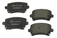 D1108T Rear | Textar OEM Brake Pads | Mk5