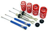 29310-1 H-R Coilover Kit | B6 | B7 Audi A4 | S4 Carbio