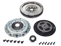 K7003802F - Stage 1 Clutch Kit with Flywheel | VW Mk4 Golf | Jetta 4-Cyl 5spd | Audi TT
