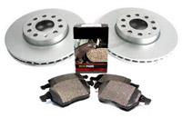8N0615601B_D104 OEM Rear Brake Kit | VW Mk4 337 | 20th| GLi