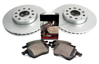 1H0615301A_D1327MTX OEM Front Brake Kit | VW Mk3 Golf | Jetta VR6 93-95