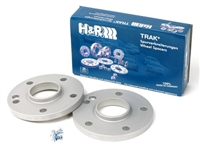 3075725 H-R Wheel Spacers DR 5x120 BMW | 15mm