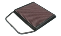 33-2367 K-N Performance Drop In Air Filter | 135-335-535