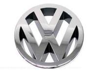 1T0853601AFDY VW Emblem Front Grill | Mk5 GTi | GLi | Rabbit