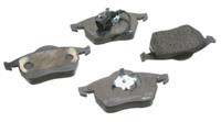2339201 Front | Textar OEM Brake Pads | Mk4 1.8T | VR6