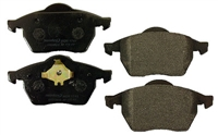 D807MTX Front | Mintex Redbox Brake Pads | Mk3 VR6 (96-99)