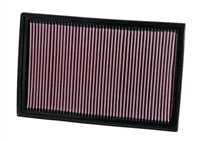 33-2384 K-N Performance Drop In Air Filter | 3.2L | 3.6L