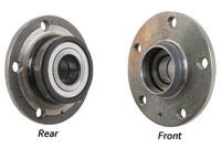 1T0598611B Wheel Hub and Bearing (Rear) | Mk5 Jetta|B6 FWD