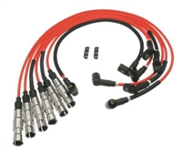 357998031A Spark Plug Wires Red (Bremi) | Mk3 VR6