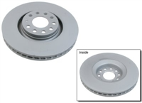 8E0615301AD_qty2 Front Brake Rotors | B7 A4 | B5 S4