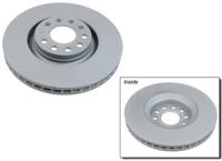 8E0615301AD_qty2 Front Brake Rotors | B7 A4 | B5 S4