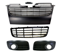 GR-VWJ5-B-KIT UroTuning Mk5 GTi | Jetta Badgeless Grill Kit