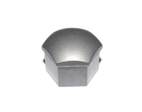 321601173AZ37 17mm Head (Grey) Wheel Bolt Caps - Priced Each