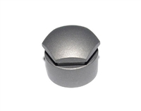 8D0601173DZ37 17mm Head (Grey) Wheel LOCK Bolt Caps - Priced