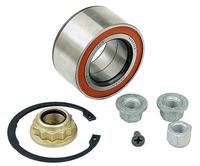 1H0498625_GENUINE Wheel Bearing Kit | VW GENUINE - Front | Mk3 VR6