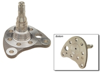 333501117_GENUINE Rear Stub Axle (Left Driver Side) | VW pre-99 w/Disc Brakes | VW GENUINE