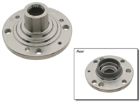 357407615 Wheel Hub Front | 87-99 4-Lug w/o ABS | VW GENUINE