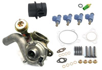 GIAC | UroTuning 250hp K04 Turbo Kit for VW Mk4 1.8T