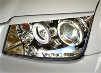 EY-VWJ4 Headlight Eyelids | Mk4 Jetta