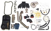 KNVR6OBD2-KIT Kinetic Motorsport Stage 1 Mk2 | Mk3 VR6 Turbo Kit
