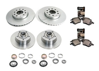 bk.oem.01 OEM Brake Kit | VW Mk3 Golf | Jetta VR6 96-99