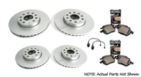 bk.oem.05 OEM Brake Kit | VW Mk4 Golf R32