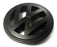 EMBLEM-VWJ5-F Black -VW- Emblem | Front Mk5 Jetta|B6