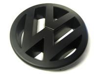 EMBLEM-VWG5-F Black -VW- Emblem | Front Mk5 GTi | GLi | Rabbit | EOS