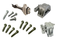 Mk4-Mount-Kit-Mk4-6cyl OEM Motor Mount Kit | Mk4 VR6 12v | 24v | R32