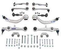 4B3498510CMY Control Arm Kit | Heavy Duty (12-Piece) | 2003-2005