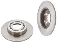 1K0615601AA_qty2 Rear | Plain OE Rotor - (272x10)