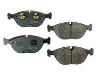 D1680P Front | Pagid Brake Pads - Mk4 Golf R32
