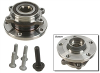 8J0598625 Wheel Hub and Bearing (Rear) | Mk5 | B6 4-Motion