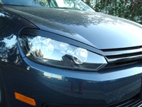 EY-VWG6 Headlight Eyelids | Mk6 Golf | GTi | Jetta Sportwagen