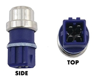 701919369C Coolant Temp Sensor (Blue | White 4-pin) | Mk3 VR6