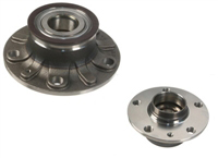 1K0598611 Wheel Hub and Bearing (Rear) | Mk5 GTi | Rabbit - SKF Brand