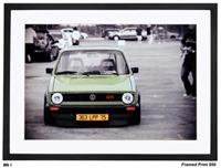 Mk1_RockOcean -Mk1- Framed Print 13x19