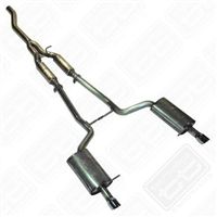 252.575 Techtonics Stainless Exhaust B6 | B7 Audi A4 1.8T