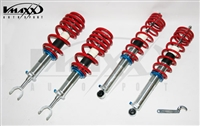 70 AU 03- -V-Maxx XXtreme Damping Coilover Kit | B5 Audi A4