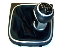 1K0711113CLUSY Shift Knob and Boot GTi | GLi | Mk5 6-speed