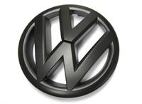 EMBLEM-VWJ6-F Black -VW- Emblem | Front Mk6 Jetta