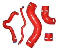 FMKT005-006 Forge 5 Piece Silicone Hose kit for Vw/Audi 1.8T
